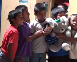 Nuestros Pequeos Hermanos en Guatemala viven como una gran familia 